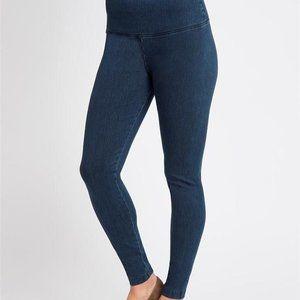 Women's - Lysse Denim Leggings #6175, Size 1X